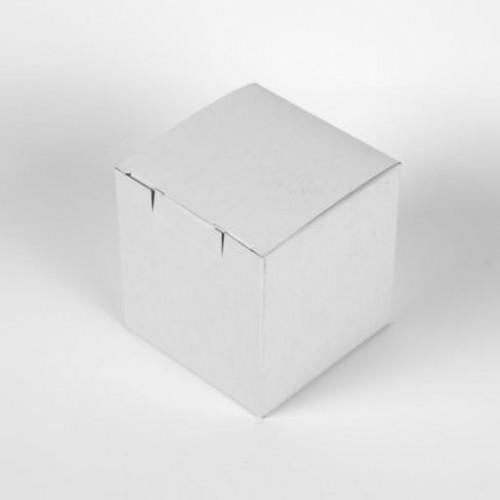 Коробка под кружки белая (без печати)