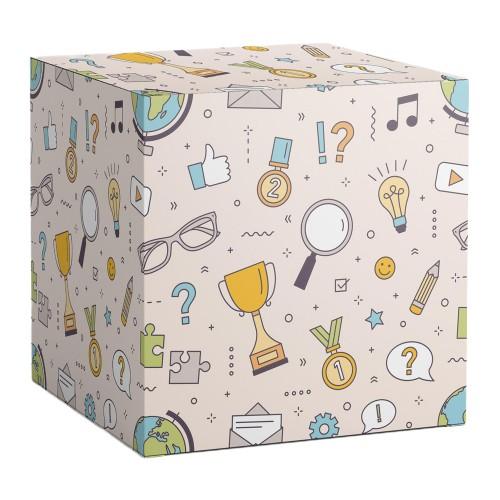 "Коробка под кружки ""Школьник"""