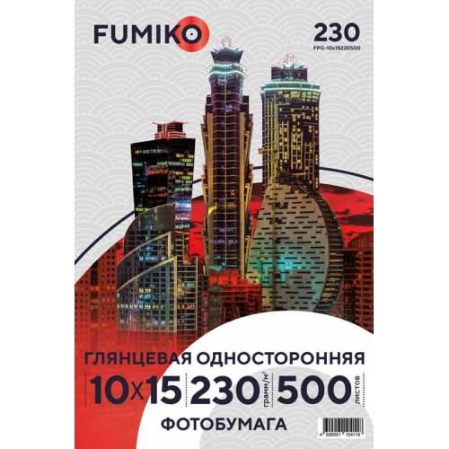 Фотобумага ЭКОНОМ(FUMIKO) (180гр/м) глянцевая односторонняя 180гр/м, А4, 100л.