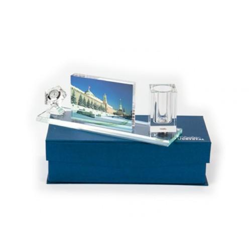 Заготовки стеклянные XP06, 75х280х100 mm, часы