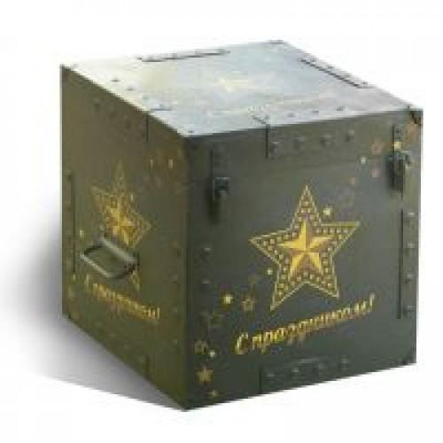 """Коробка под кружки """"Мужская"""""""