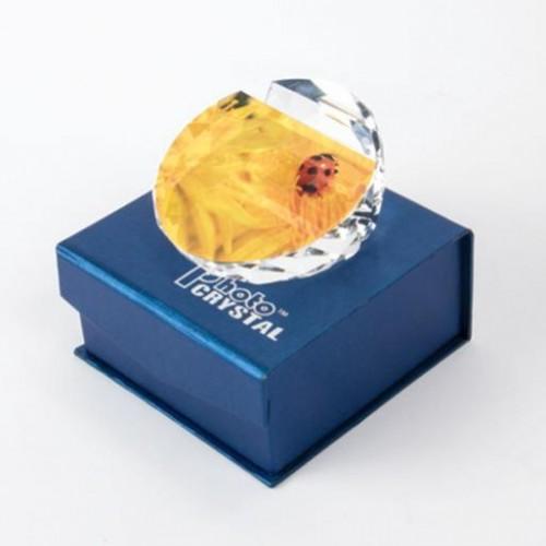 Заготовки стеклянные XP03, 80х40х90 mm, подставка под визитки