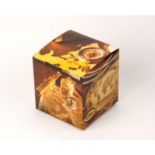 """Коробка под кружки """"путешествие"""""""