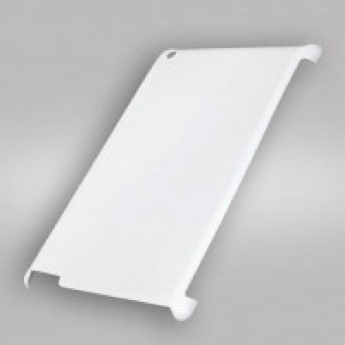 Чехол для 3D для IPad II- III, пластик белый глянцевый
