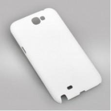 Чехол для 3D для Samsung Galaxy Note2, белый матовый