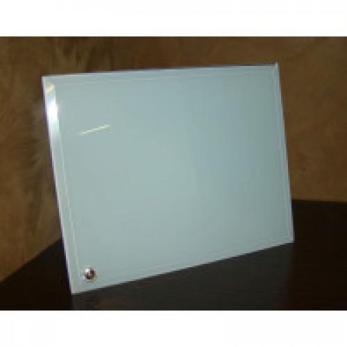 Кристалл для сублимации, с фаской ,BL31,180х230х5 мм