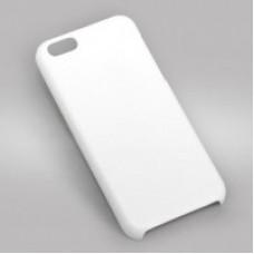 Чехол для 3D для IPhone 5 С, пластик белый глянцевый