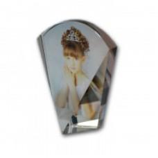 Заготовки стеклянные XP08В, 45х100х130 mm, веер