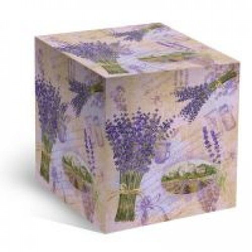 "Коробка под кружки ""Лаванда"""
