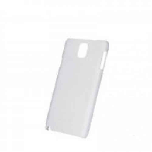 Чехол для 3D для Samsung Galaxy Note 3, пластик, белый матовый