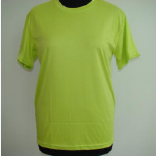 Футболка муж. синтетика зеленая