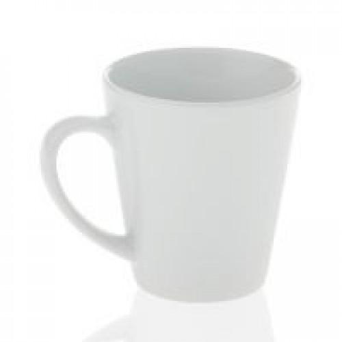 Кружка белая, конусная СТАНДАРТ