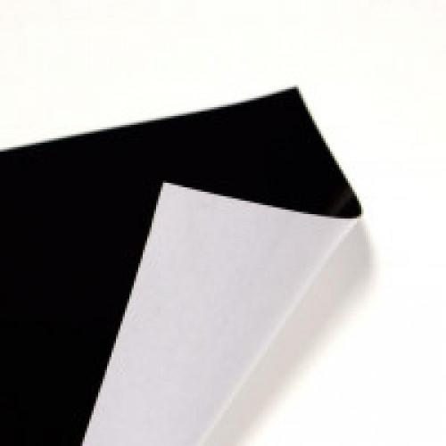 Магнитный винил с клеевым слоем в листах, 0,4мм