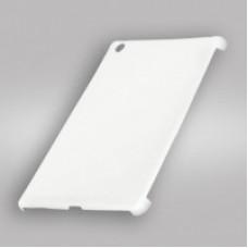 Чехол для 3D для IPad Mini, пластик белый глянцевый