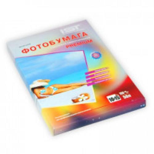 Фотобумага Premium шелк односторонняя IST, 260г/10x15см/50 листов