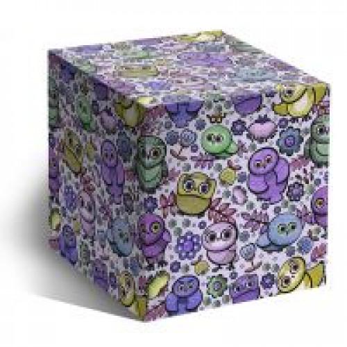 """Коробка под кружки """"Совушки"""""""