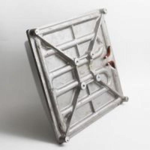 Нагревательная плита 38х38см (метал.)
