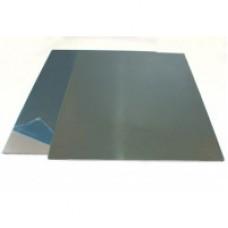 Стальные  пластины для пресс-ламинатора, матовые 210х 297х 0.6мм