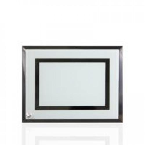 Кристалл для сублимации BL04,180Х230Х5мм, фоторамка с фаской