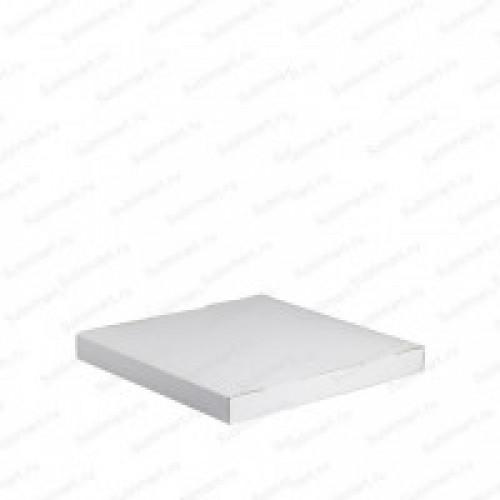 Коробка под тарелки (белая)